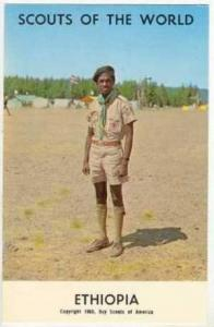 Scouts Of The World, Ethiopia, 1968