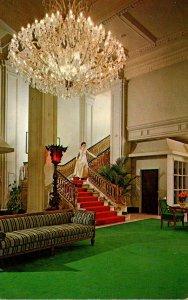 Indiana Indianapolis The Atkinson Hotel Lobby