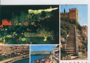 Postal 7078 : Almeria, vistas generales