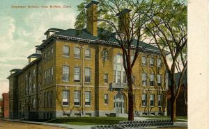 CT - New Britain. Grammar School