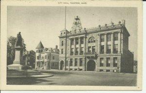 Taunton, Mass., City Hall