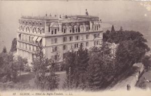 GLION, Hotel du Righi-Vaudois, Vaud, Switzerland, 00-10s