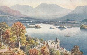 Kilchurn Castle , Loch Awe , Scotland , 00-10s ; Version-2 ; TUCK 7682