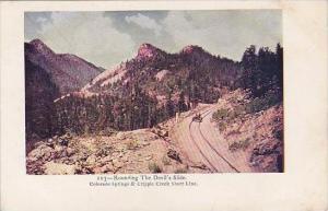Colorado Colorado Springs Round Ond The Devils Slide