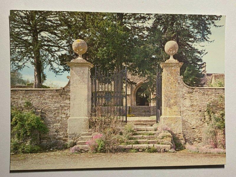 UNUSED PICTURE POSTCARD - SHELDON MANOR WILTSHIRE   (KK2274)