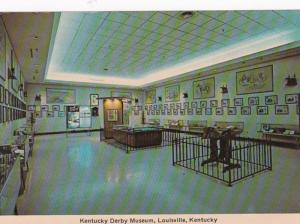 Kentucky Louisville The Kentucky Derby Museum Interior