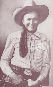 Tex Ritter , Cowboy Movie Star , 30-40s