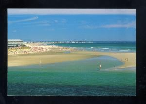 Ogunquit, Maine/ME Postcard, View From The Marginal Way