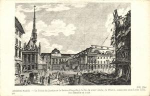 CPA Paris 1e (Dep. 75) Le Palais de Justice (89045)