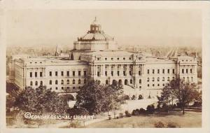 RP; Bird´s Eye View of Cogressional Library, Washington, District of Columbi...