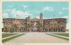 WEST PALM BEACH , Florida , 1910s ; South Inn