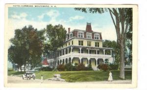 Hotel Elmwood, Wolfeboro, New Hampshire, 00-10s