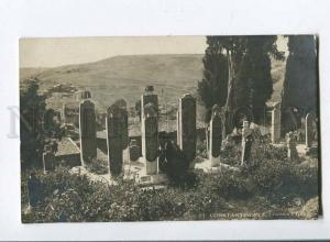 258074 TURKEY CONSTANTINOPLE Eyoub cemetery Vintage photo NPG