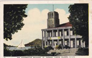 ST. THOMAS, Virgin Islands , 1910-30s; The Cooperative Building