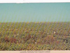 Kentucky Louisville From Iroquois Lookout