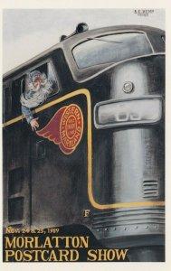 S.E. KEMP : 1989 , Uncle Sam's Fireball Train
