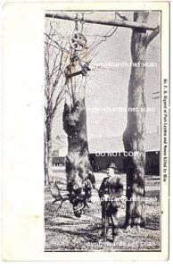 Dr F.D. Bigarel of Port Leyden NY Moose Kill