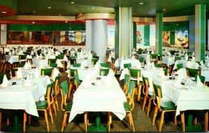 New York City Times Square McGinnis' Restaurant Of Sheepshead Bay