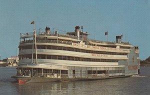 NEW ORLEANS , Louisiana , 1950-60s ; Steamer S.S. PRESIDENT