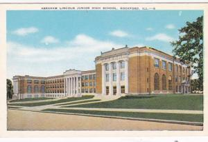 Illinois Rockford Abraham Lincoln Junior High School