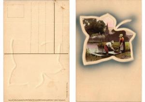 CPA Landlicher Frieden Meissner & Buch Litho Serie 1569 (730637)