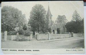 England Trinity Church Eridge Green Sussex - unposted damaged