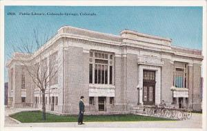 Colorado Springs Public Library
