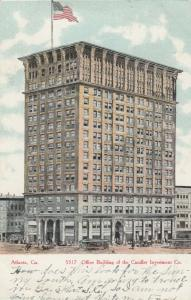 ATLANTA, Georgia, PU-1908; Office Building of the Candler Investment Co.