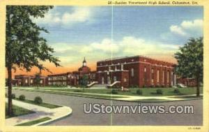 Jordan Vocational High School Columbus GA Unused
