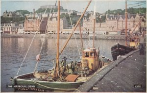 OBAN, Scotland, 1960 ; The Harbour