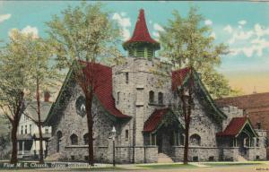 SANDUSKY, Ohio, 1930-40s; First M.E. Church