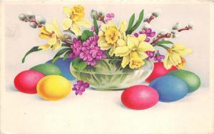 BG20326 flower egg easter