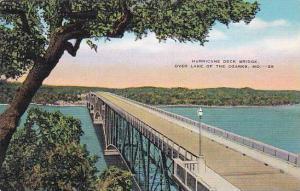 Missouri Lake Of The Ozarks Hurricane Deck Bridge Over Lake Of The Ozarks