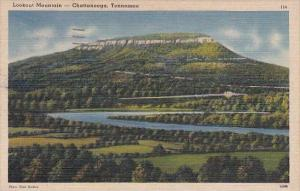 Tennessee Chattanooga Lookout Mountain 1946
