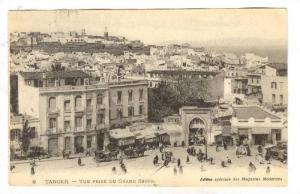 TANGER,  Morocco , 00-10s : Vue Prise du Grand Socco
