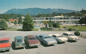 N. VANCOUVER , B.C. ,1950-60s ; Ranch Motor Lodge