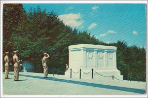 Tomb of unknown Soldier, Arlington VA