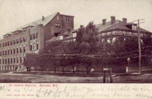 ASHLAND, WI ST JOSEPH HOSPITAL 1908