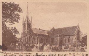 FAVERSHAM , Kent , England , 1904 ; Parish Church