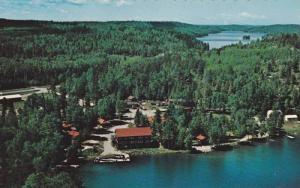 Halverson Resort, Nestor Falls, Ontario, Canada, 40-60s