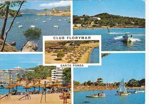Spain Mallorca Santa Ponsa Club Florymar