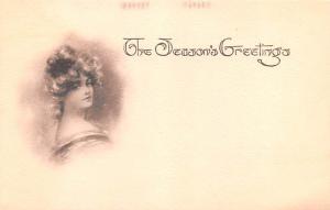 Season's Greetings Unused