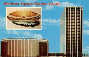 NY - New York City. Madison Square Garden