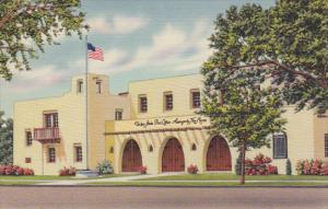 New Mexico Alamogordo Federal Building and Post Office