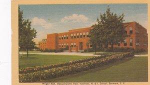 DENMARK, South Carolina, 1930-40s , N. & I. School, Wright Hall, Massachusett...