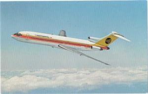 Continental Airlines 727 Trijet