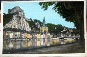 Belgium Dinant Citadelle et Collegiale - unposted