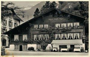 Switzerland Brienz Uhland Goethe Byron 03.18