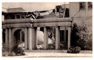Earthquakes California Long Beach  Poly High School  May 10,1933