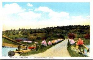 Massachusetts Hubbardston Summer Pastoral
